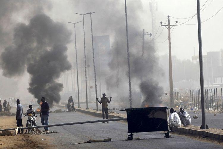 Ngeri, 84 Orang Tewas dalam Bentrokan Suku di Sudan