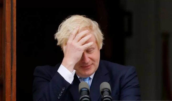 Perdana menteri Inggris, Boris Johnson. Foto: Antara/Reuters/ Phil Noble.