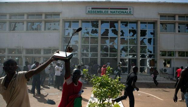 Konflik di Burkina Faso. Foto: Reuters.