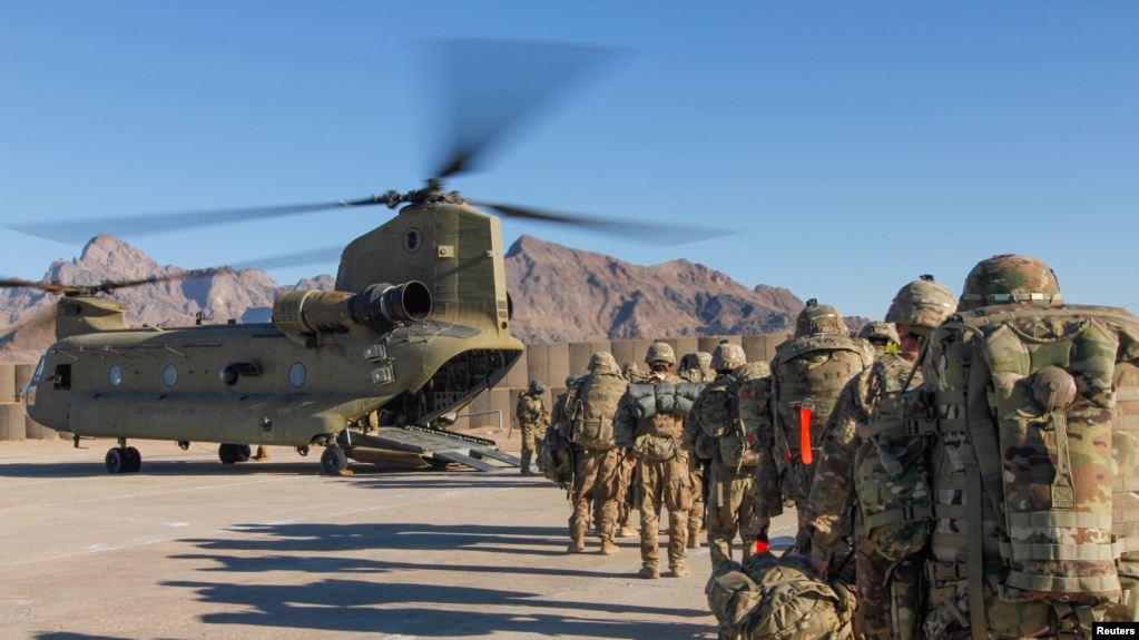 Ribuan Tentara AS Dipulangkan dari Afghanistan, Ada Apa?