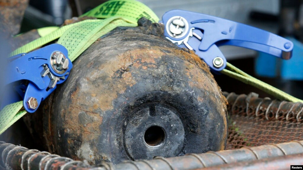 Bom Penghancur Bumi Ditemukan di Jerman, Dunia Dibuat Gemetaran