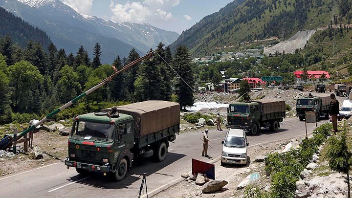 India dan China telah sepakat untuk berdamai di perbatasan Himalaya. Foto: Reuters.