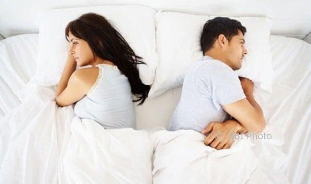 5 Tahun Jadi Teman Tidur, Wanita Ini Tuntut Pasangannya, Duh Enak