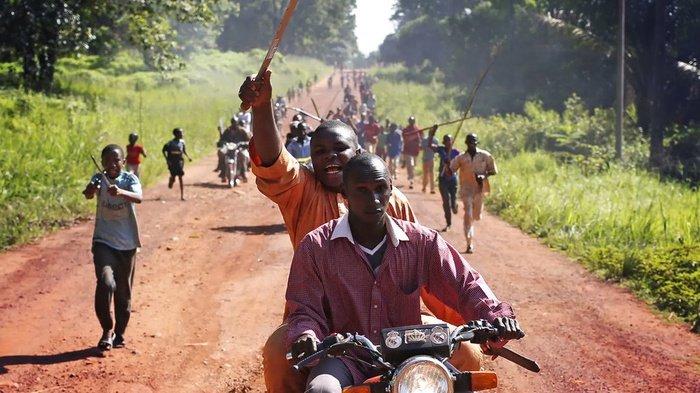Ilustrasi-Konflik di Sudan. Foto: Reuters.