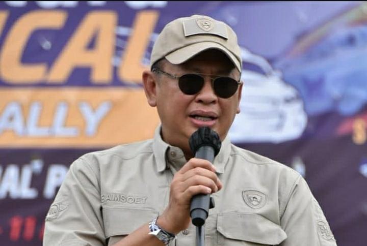 Ketua MPR RI Bambamng Soesatyo. Foto: Instagram/bambang.soesatyo.