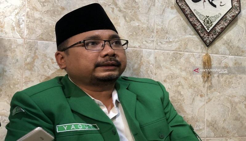 Menteri Agama Yaqut Cholil Quomas. Foto: Antara.