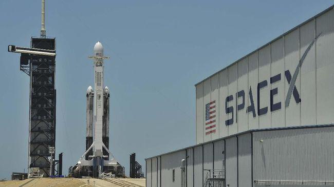 Kantor SpaceX. Foto: Reuters/Steve Nesius.