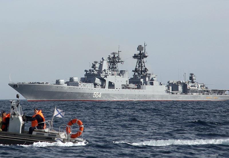 SIluman Laut Rusia, Admiral Tributs. Foto: Military.