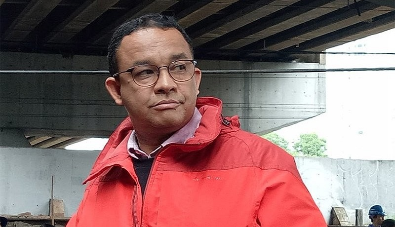 Gubernur DKI Jakarta, Anies Baswedan. Foto: Antara.