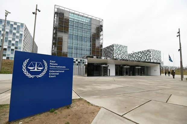 Kantor Pengadilan Kriminal Internasional. Foto: Reuters.