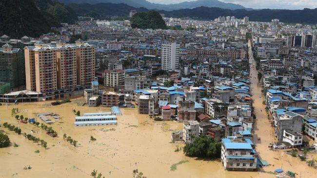 Ngeri, 500 Ribu Orang Tewas Akibat Bencana Cuaca Ekstrem di Dunia