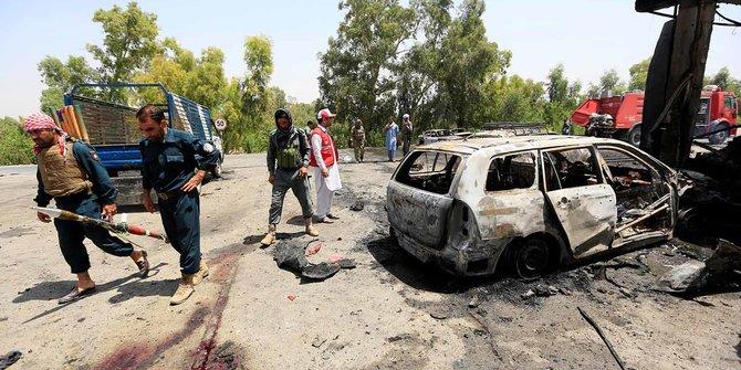 Ilustrasi-Serangan bom bunuh diri. Foto: Reuters.