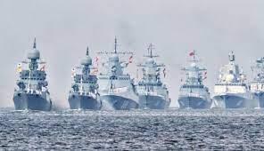 Ilustrasi-Kapal perang Amerika Serikat. Foto: Reuters.