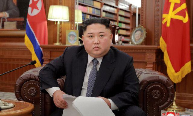 Presiden Korea Utara Kim Jong Un. Foto: Reuters.