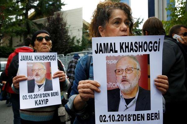 3 Tahun Berlalu, AS Akan Rilis Lengkap Pembunuhan Khashoggi