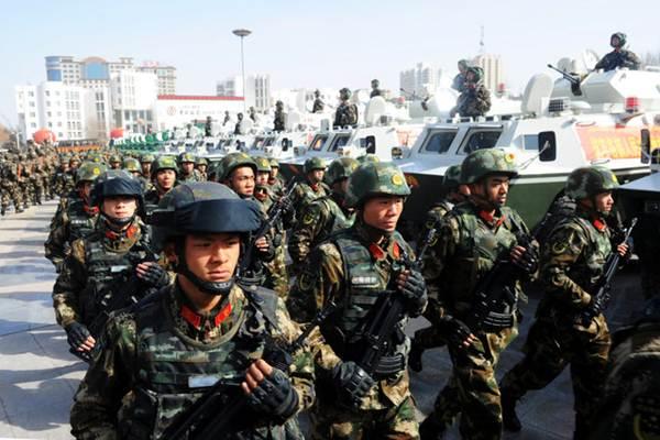 Hubungan Makin Panas, China Latihan Militer untuk Intimidasi AS