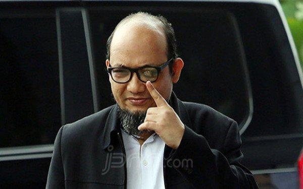 Novel Baswedan. Foto: Ricardo/JPNN.com.