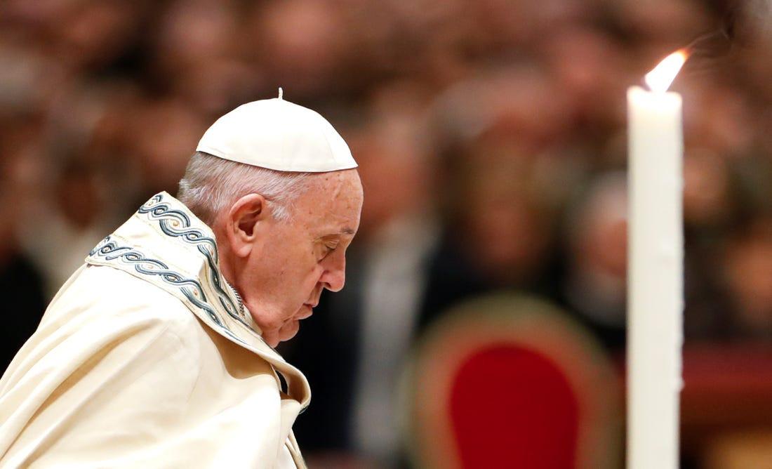 Paus Fransiskus. Foto: Reuters.