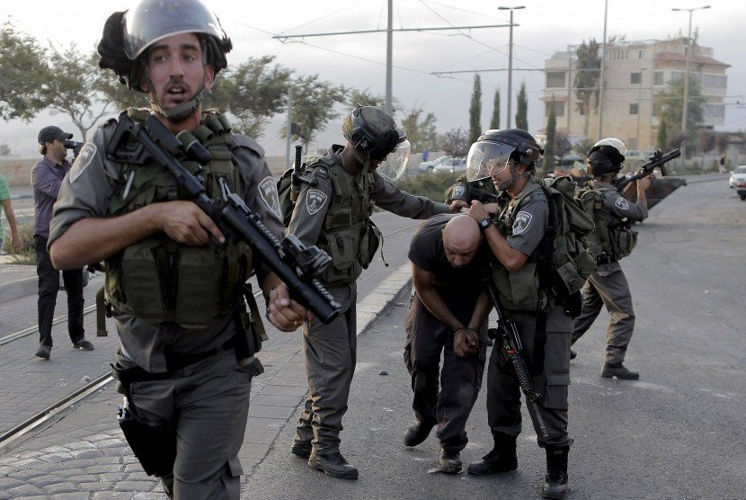 Kerusuhan di Israel Meluas, Gaza Kembali Memanas