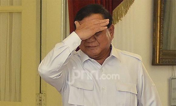 Ketua Umum Partai Gerindra Prabowo Subianto. Foto: JPNN.com.