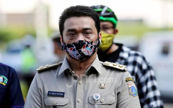 Wakil Gubernur DKI Jakarta, Ahmad Riza Patria. Foto: Ricardo/JPNN.com.