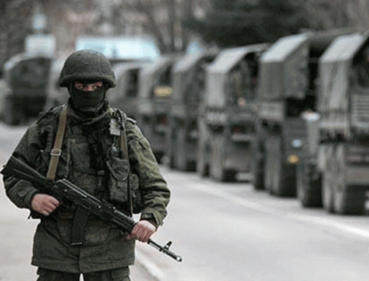 Ilustrasi-Tentara NATO. Foto: Reuters.