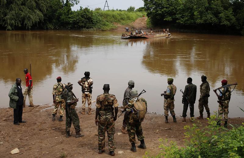44 Pemberontak Tewas dalam Serangan Operasi Militer Afrika