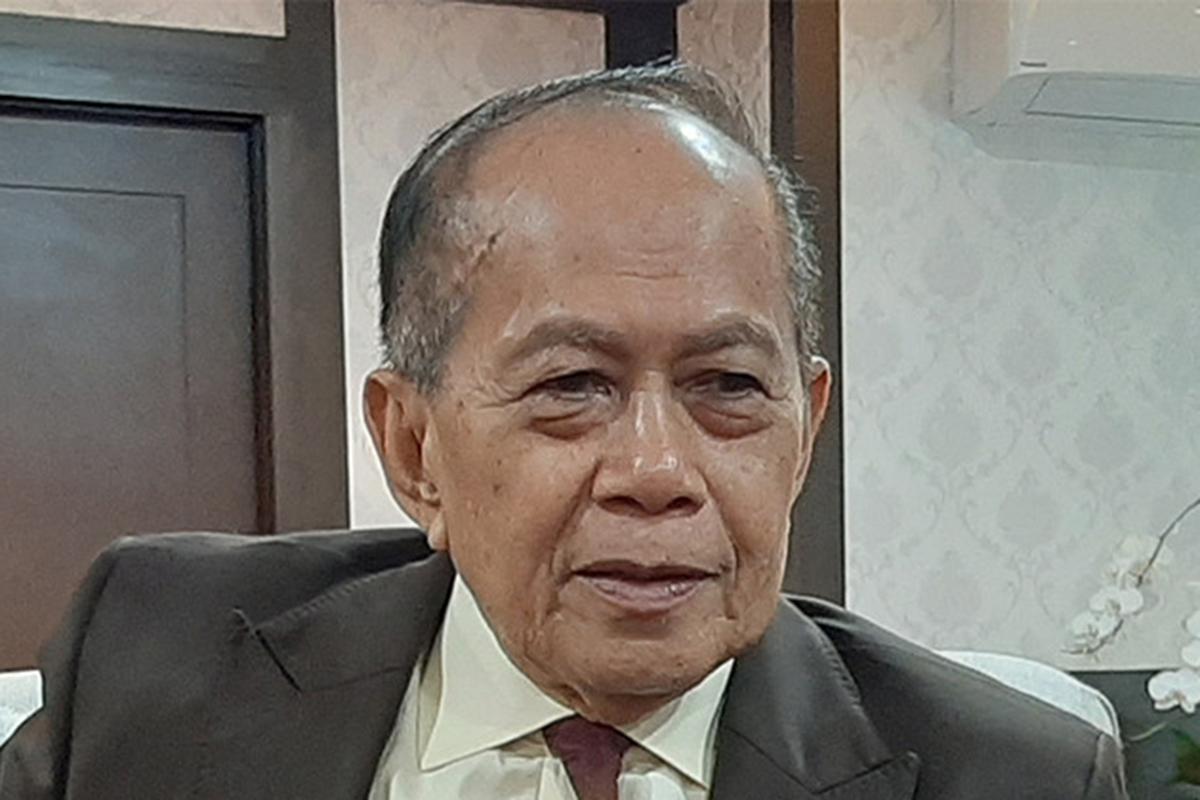 Wakil Ketua MPR RI dari Fraksi Partai Demokrat, Syarief Hasan. Foto: Dok. JPNN.com/GenPI.co.
