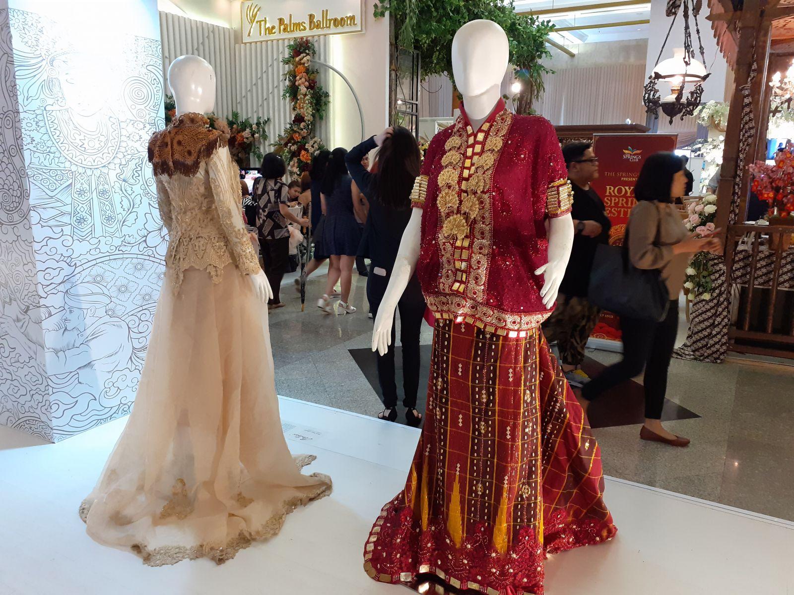 Perbedaan adat untuk konsep pernikahan, kenapa enggak? Foto: Andri Bagus Syaeful/Genpi.co