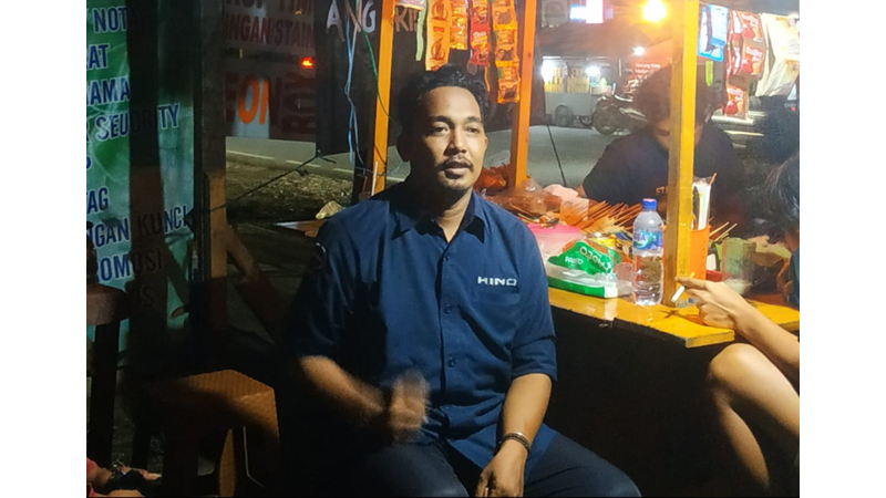 Johan Setiawan (foto: Do. Johan Setiawan)