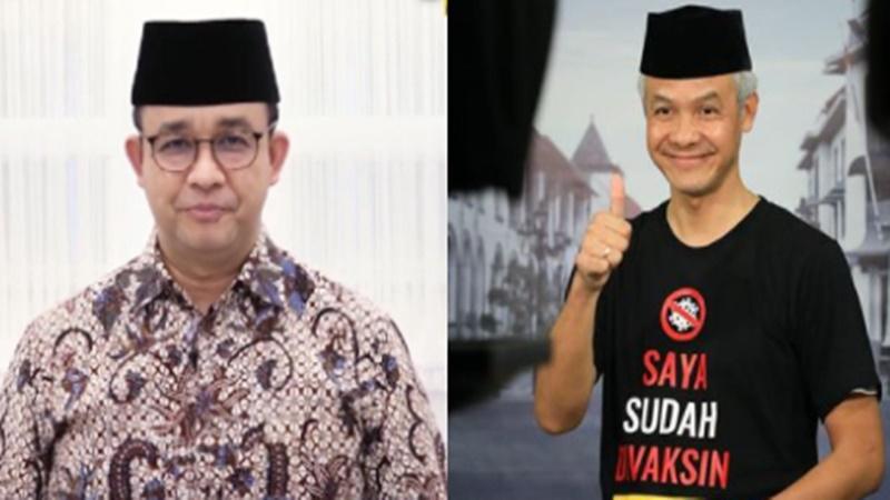 Survei Pilpres 2024: Prabowo Wow, Anies- Ganjar Ketat, AHY Nongol