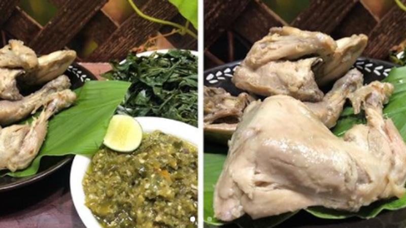 Resep Ayam Pop, Resapan Ragam Rempah Bikin Kelezatanya Mantul