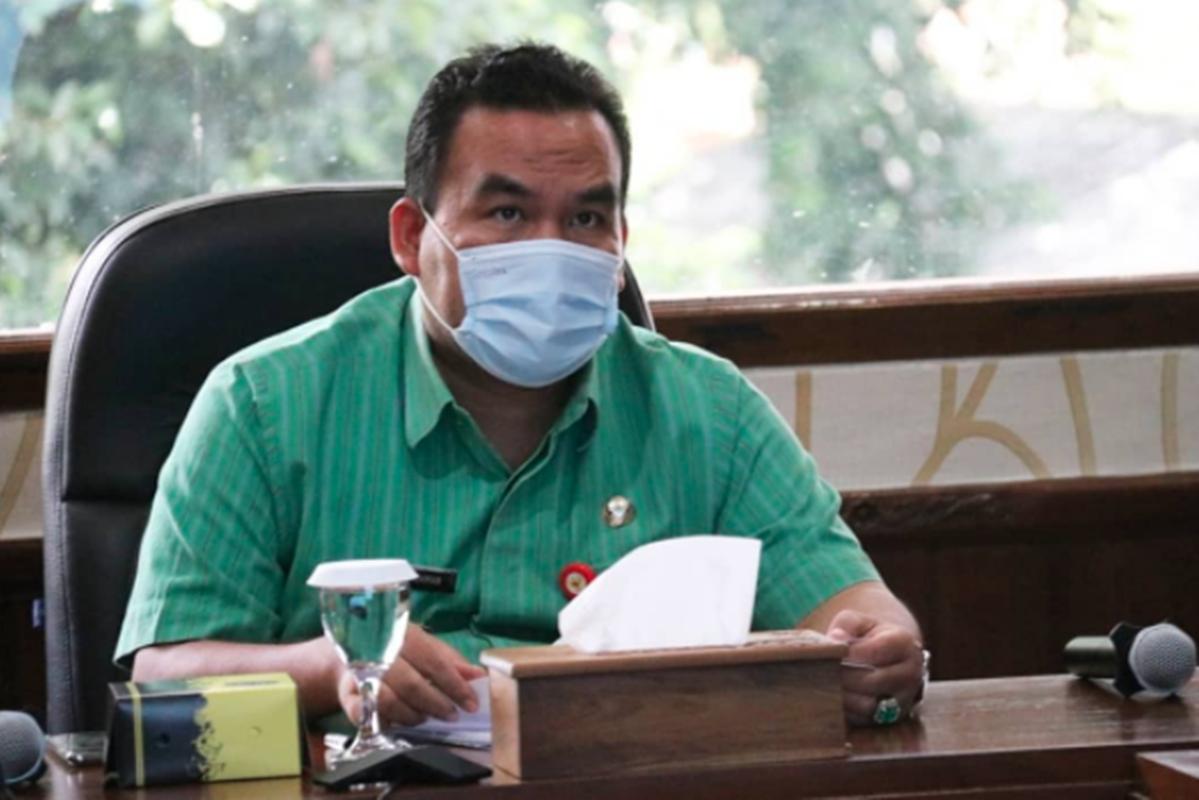 Bupati Blora, Arief Rohman (foto: SC IG @ariefrohman838)