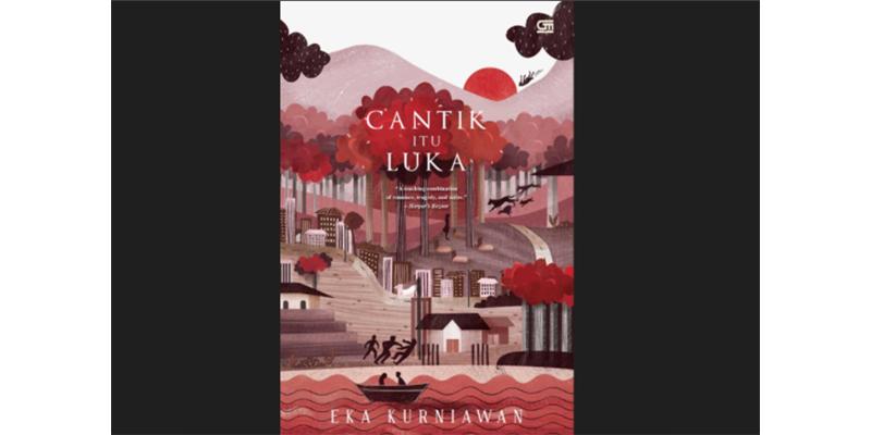 Novel Cantik itu Luka (foto: website Gramedia)
