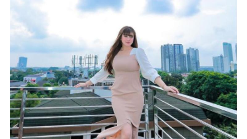 Celine Evangelista (foto: SC IG @celine_evangelista)