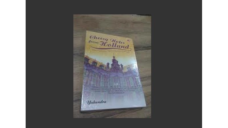 Buku Cheesy Notes from Holland (foto: bukalapak)