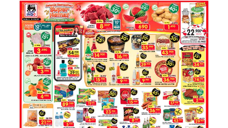 Promo di Supermarket Super Indo, 12-15 April 2021 (sumber: superindo)