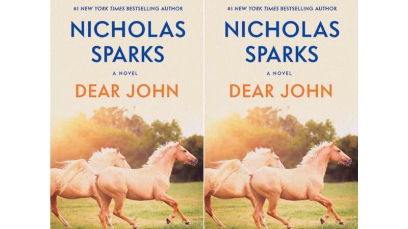 Novel Dear John (foto: SC IG @nicholassparks)