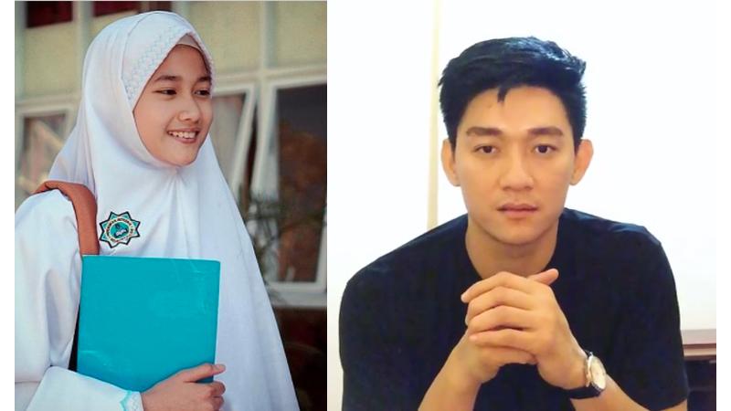 Ifan Seventeen dan putrinya yang telah remaja (foto: SC IG @ifanseventeen)