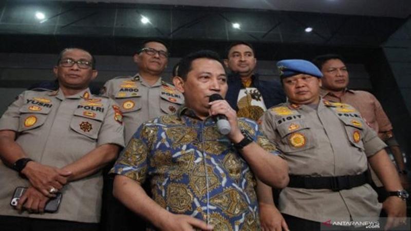 Listyo Sigit Prabowo (foto: Antara)