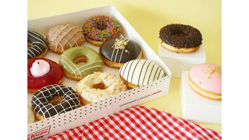 Pencinta Donat, Krispy Kreme Beri Promo Buy 1 Get 1