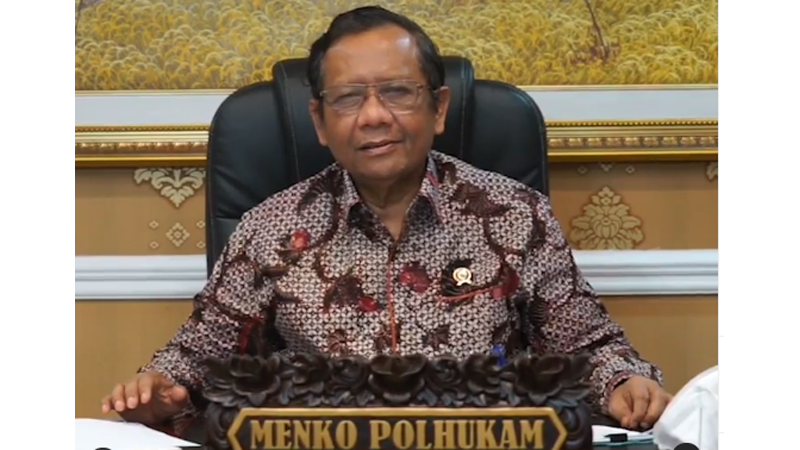 Siswi Dipaksa Berhijab di Padang,Mahfud MD Bicara & Beberkan Ini