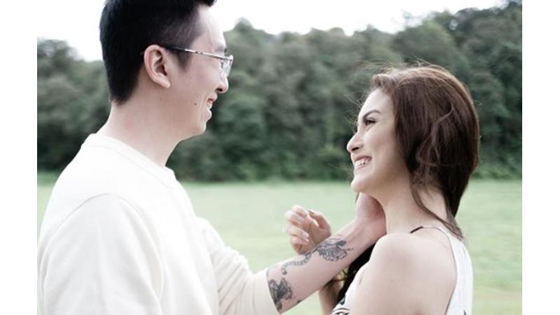Marcella Daryanani telah menikah dengan Willy pada Minggu (21/2/2021) (foto: SC IG @marcelladaryanani)