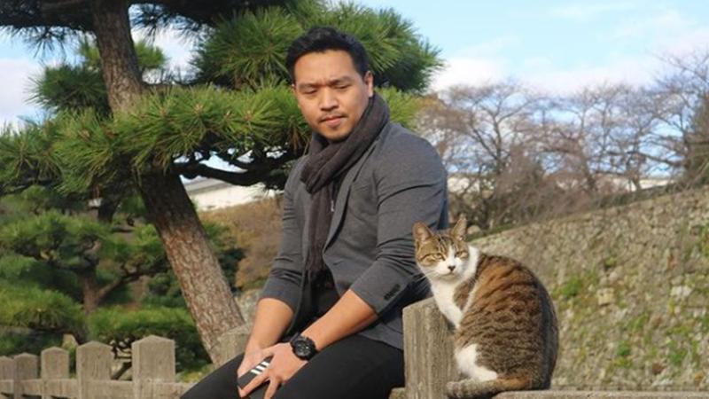 Michael Yukinobu De Fretes (foto: SC IG @yukinobu_de_fretes)