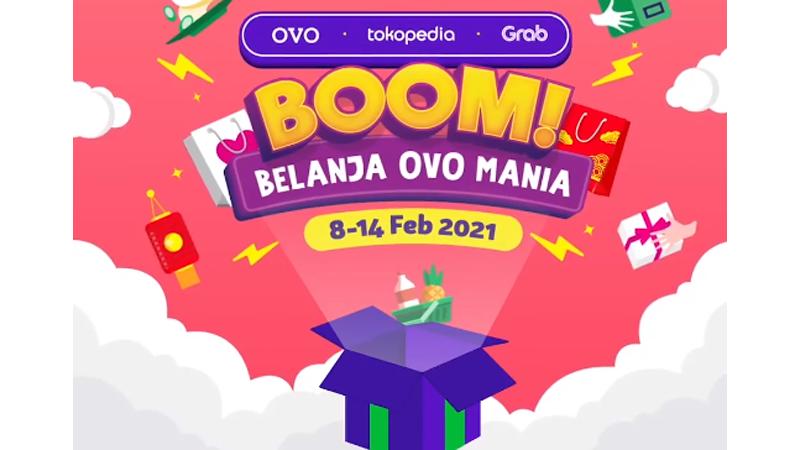 Promo Valentine OVO (foto: SC IG @ovo_id)
