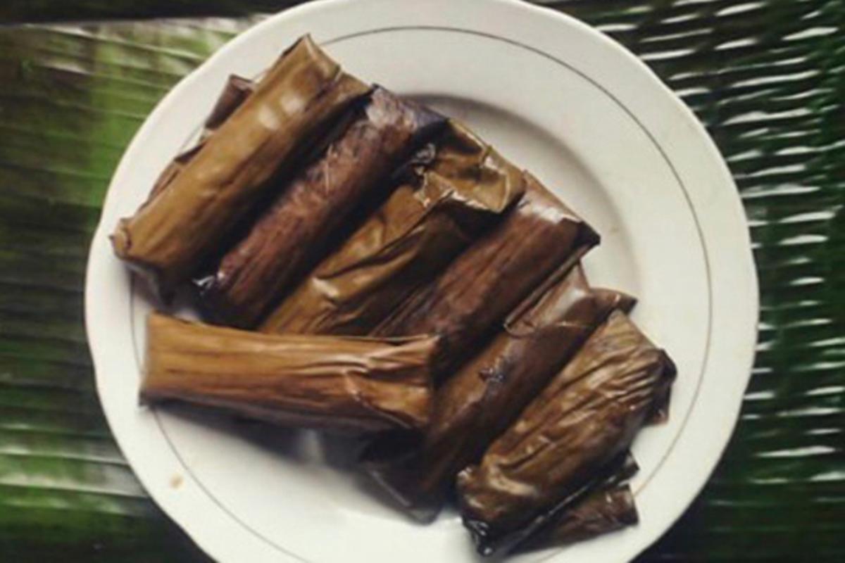Lepat gayo khas Aceh (fgoto: SC IG @exploregayo)