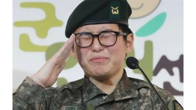 Mantan prajurit transgender pertama Korea Selatan, Byun Hee-Soo ditemukan tewas oleh petugas darurat di rumahnya (foto: BBC News)