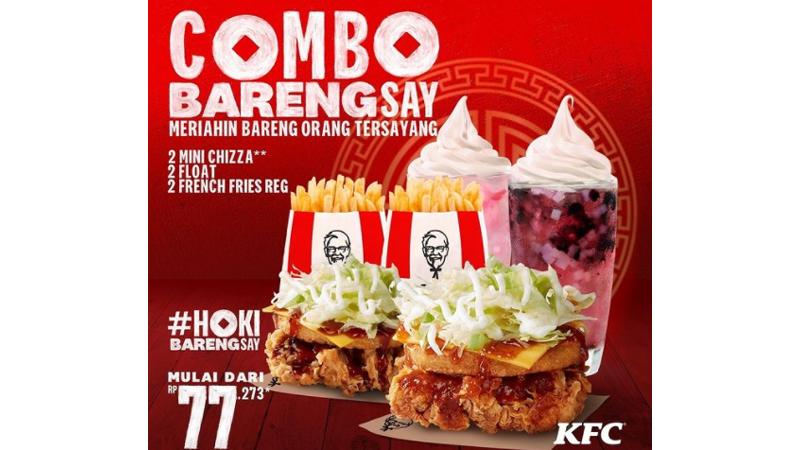 Promo KFC (foto: SC IG @kfcindonesia)