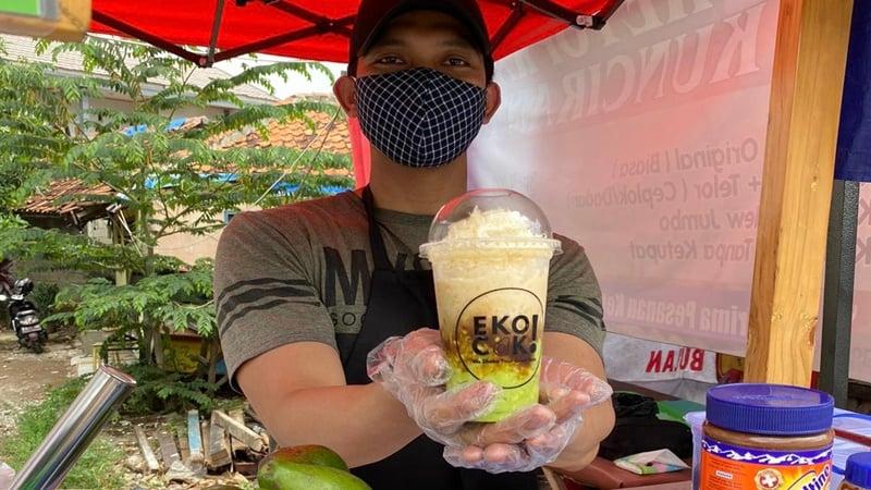 Kisah Owner Ekocok, Garap Tuntas Minuman Kekinian Alpukat Kocok