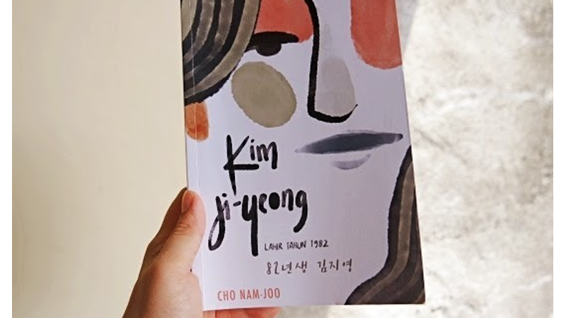 Novel Kim Ji-Yeong Lahir Tahun 1982 (foto: jane from the blog)